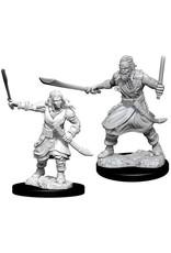 WizKids Dungeons & Dragons Nolzur`s Marvelous Unpainted Miniatures: W8 Bandits