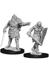 WizKids Dungeons & Dragons Nolzur`s Marvelous Unpainted Miniatures: W8 Hobgoblins