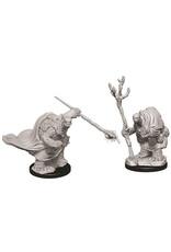 WizKids Dungeons & Dragons Nolzur`s Marvelous Unpainted Miniatures: W9 Tortles Adventurers