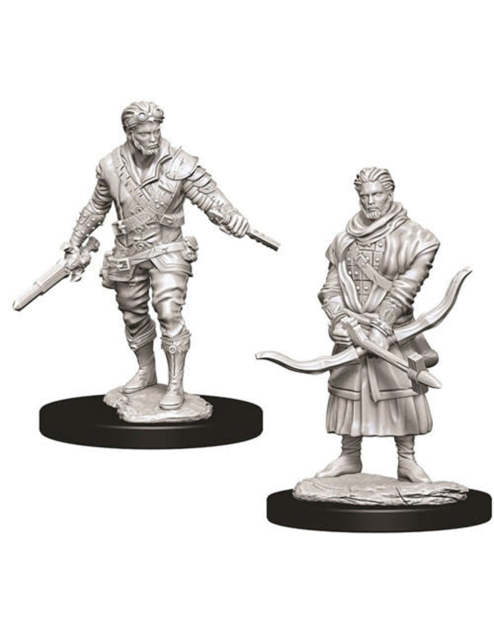 WizKids Dungeons & Dragons Nolzur`s Marvelous Unpainted Miniatures: W9 Male Human Rogue