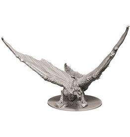 WizKids Dungeons & Dragons Nolzur`s Marvelous Unpainted Miniatures: W9 Young Brass Dragon