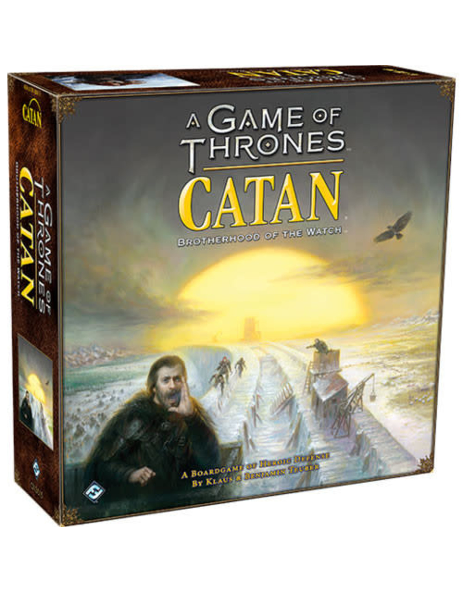 Fantasy Flight Games A Game of Thrones Catan Bundle