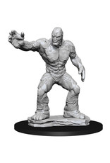 WizKids Dungeons & Dragons Nolzur`s Marvelous Unpainted Miniatures: W10 Clay Golem