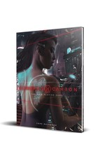 Renegade Game Studios Altered Carbon RPG: Core Rulebook Hardcover