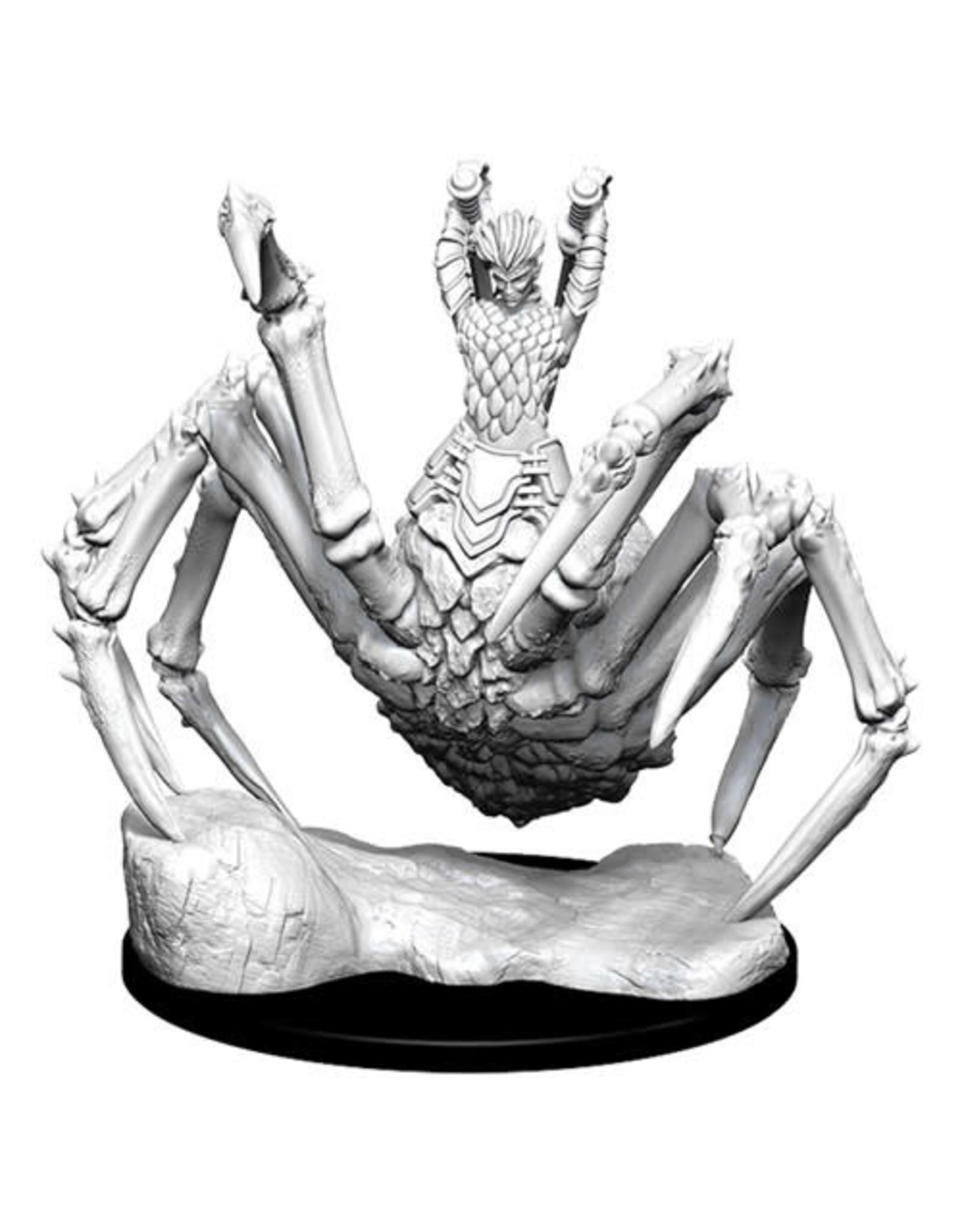 WizKids Dungeons & Dragons Nolzur`s Marvelous Unpainted Miniatures: W10 Drider