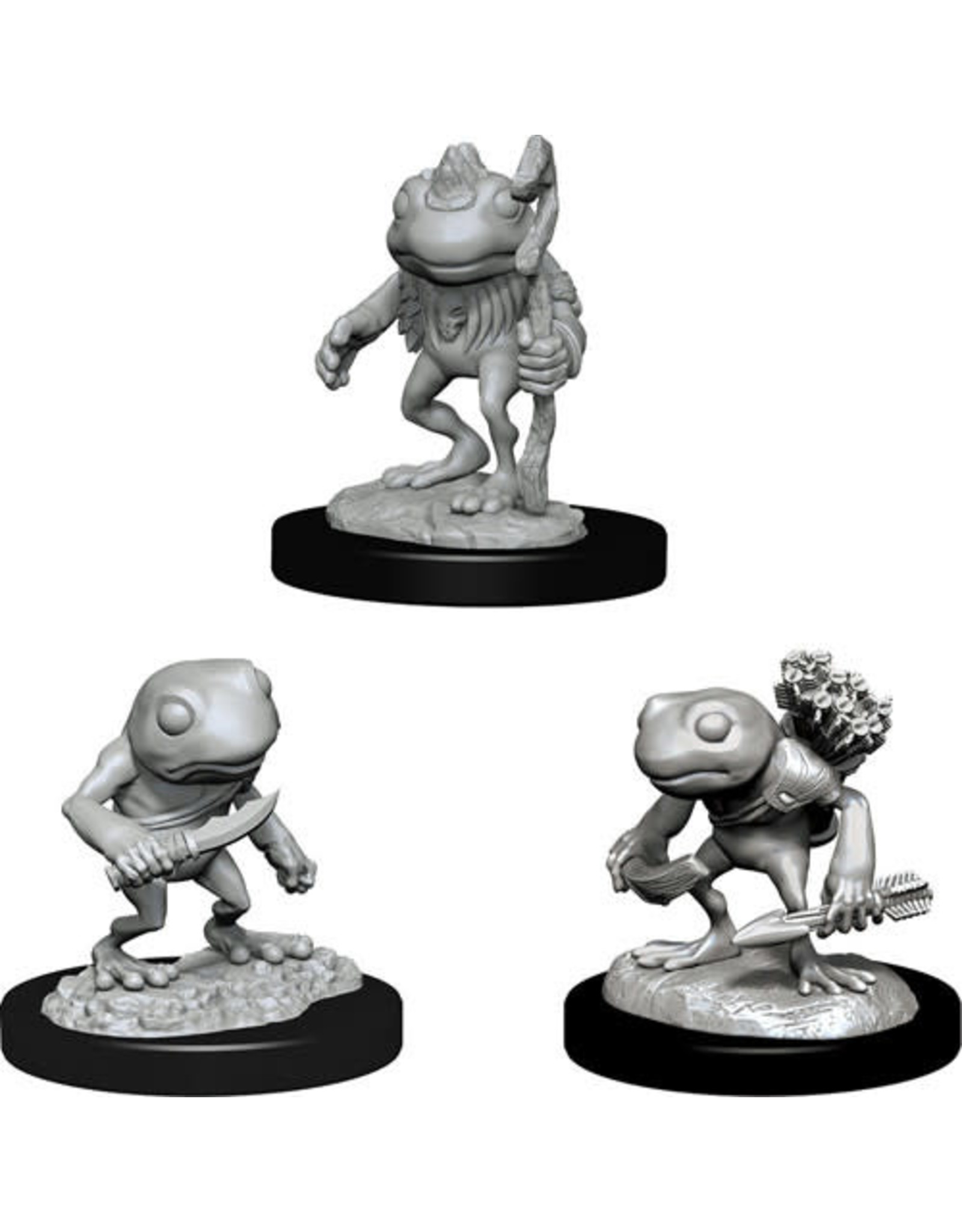Dungeons & Dragons Nolzur`s Marvelous Unpainted Miniatures: W10 Grung