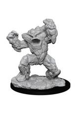WizKids Dungeons & Dragons Nolzur`s Marvelous Unpainted Miniatures: W10 Earth Elemental
