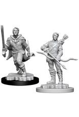WizKids Dungeons & Dragons Nolzur`s Marvelous Unpainted Miniatures: W11 Male Human Ranger