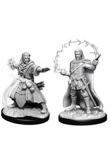 WizKids Dungeons & Dragons Nolzur`s Marvelous Unpainted Miniatures: W11 Male Human Wizard