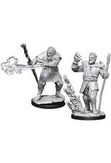 WizKids Dungeons & Dragons Nolzur`s Marvelous Unpainted Miniatures: W11 Male Firbolg Druid