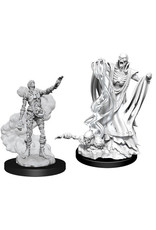 WizKids Dungeons & Dragons Nolzur`s Marvelous Unpainted Miniatures: W11 Lich & Mummy Lord