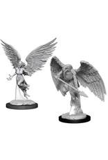 WizKids Dungeons & Dragons Nolzur`s Marvelous Unpainted Miniatures: W11 Harpy & Arakocra