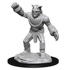 WizKids Dungeons & Dragons Nolzur`s Marvelous Unpainted Miniatures: W11 Stone Golem