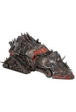 WizKids Dungeons & Dragons Fantasy Miniatures: Icons of the Realms Set 12 Baldur`s Gate Descent into Avernus Infernal War Machine Premium Figure