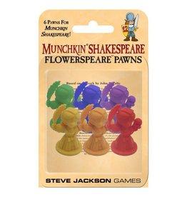 Steve Jackson Games Munchkin Shakespear: Flowerspeare Pawns