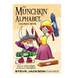 Steve Jackson Games Munchkin: Alphabet Coloring Book