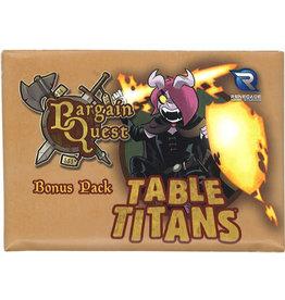 Renegade Game Studios Bargain Quest Bonus Pack: Table Titans