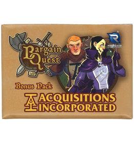 Renegade Game Studios Bargain Quest Bonus Pack: Acquisitions Incorporated
