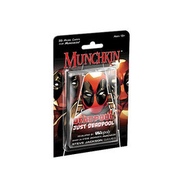Steve Jackson Games Munchkin Deadpool: Just Deadpool