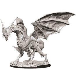 WizKids Pathfinder Deep Cuts Unpainted Miniatures: W9 Clockwork Dragon