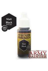 TAP Warpaints: Matt Black 18ml