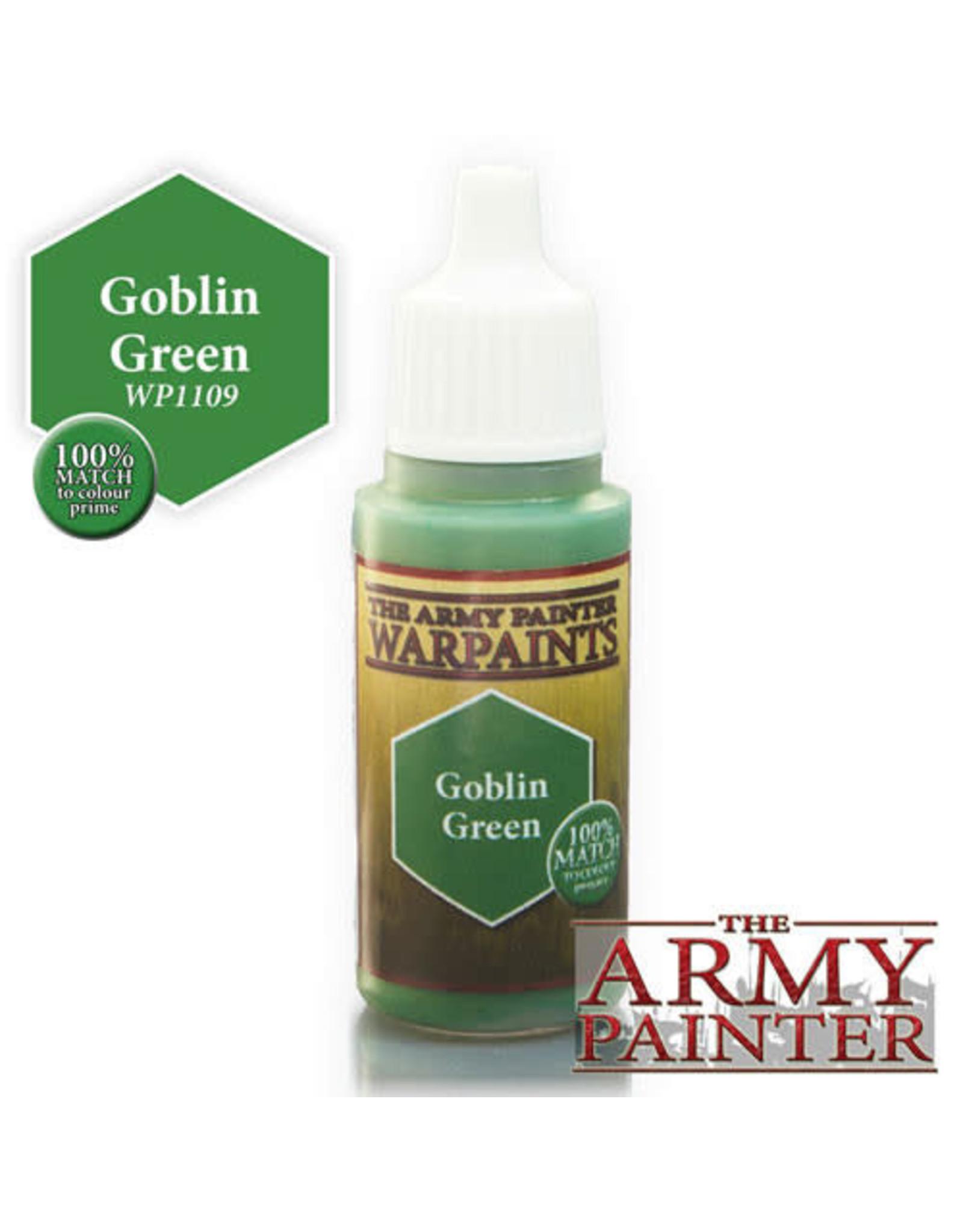 TAP Warpaints: Goblin Green 18ml