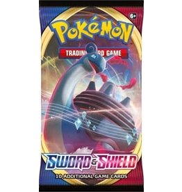The Pokemon Company Pokemon TCG: Sword & Shield Booster Pack