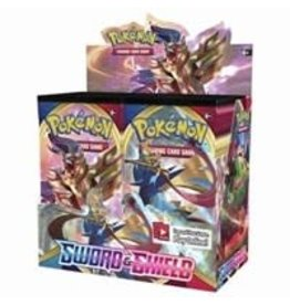 The Pokemon Company Pokemon TCG: Sword & Shield Booster Box