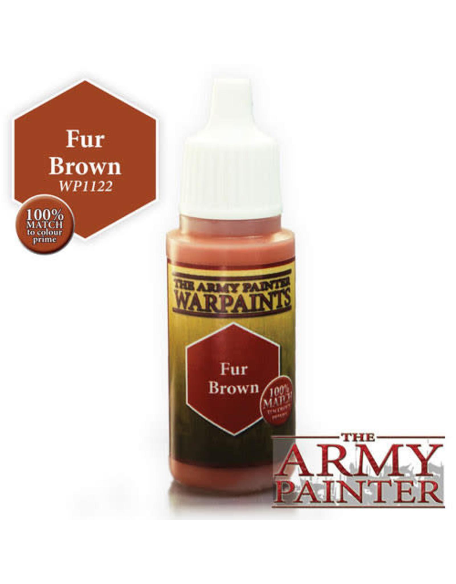 TAP Warpaints: Fur Brown 18ml
