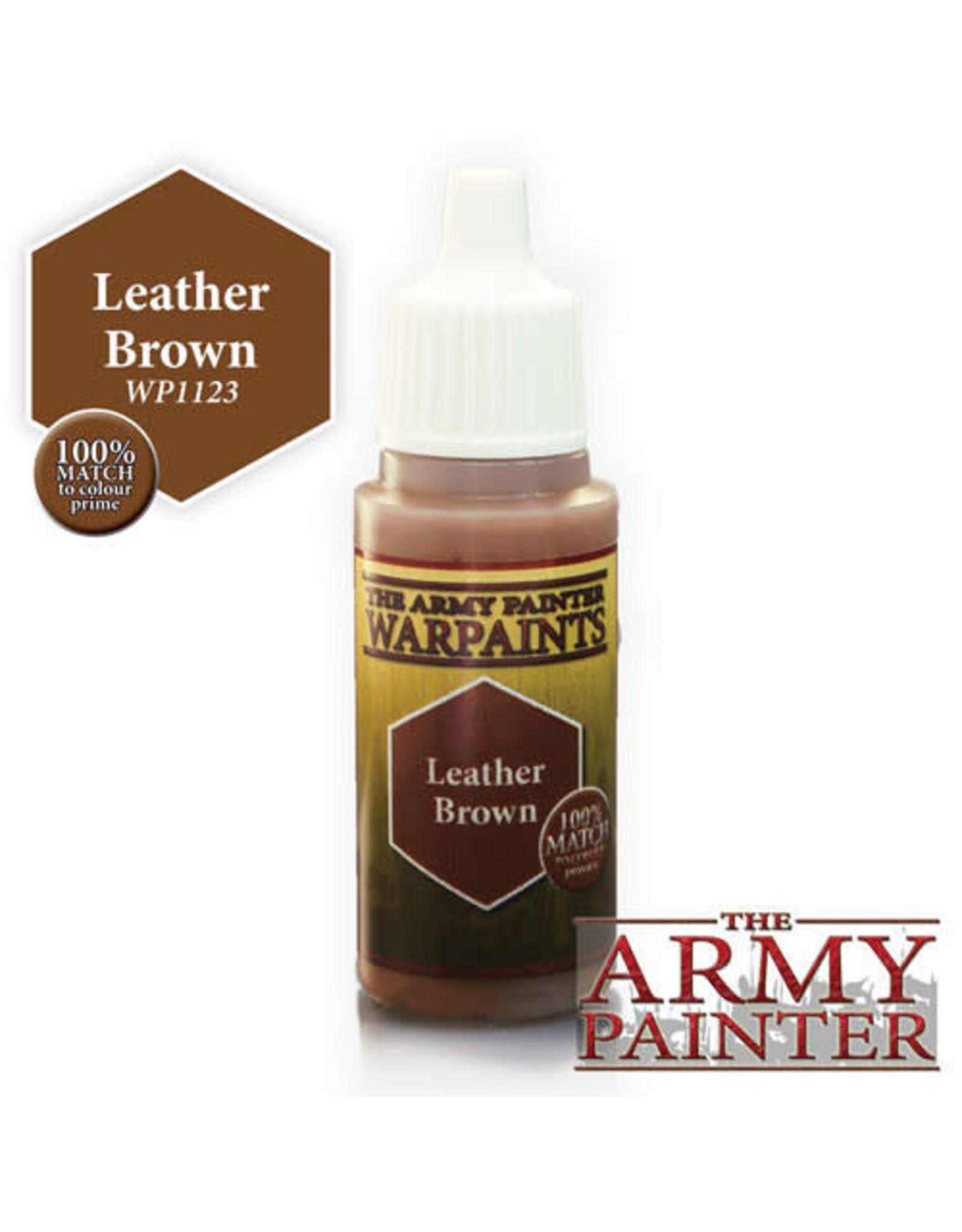 TAP Warpaints: Leather Brown 18ml