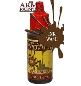 TAP Warpaints Quick Shade: Soft Tone Ink 18ml
