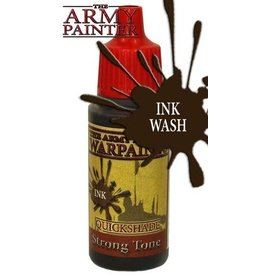 TAP Warpaints Quick Shade: Strong Tone Ink 18ml