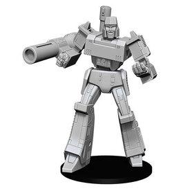 WizKids Transformers Deep Cuts Unpainted Miniatures: Megatron