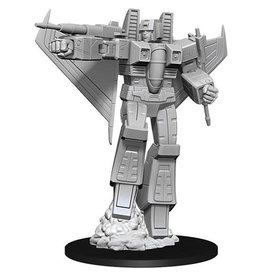 WizKids Transformers Deep Cuts Unpainted Miniatures: Starscream