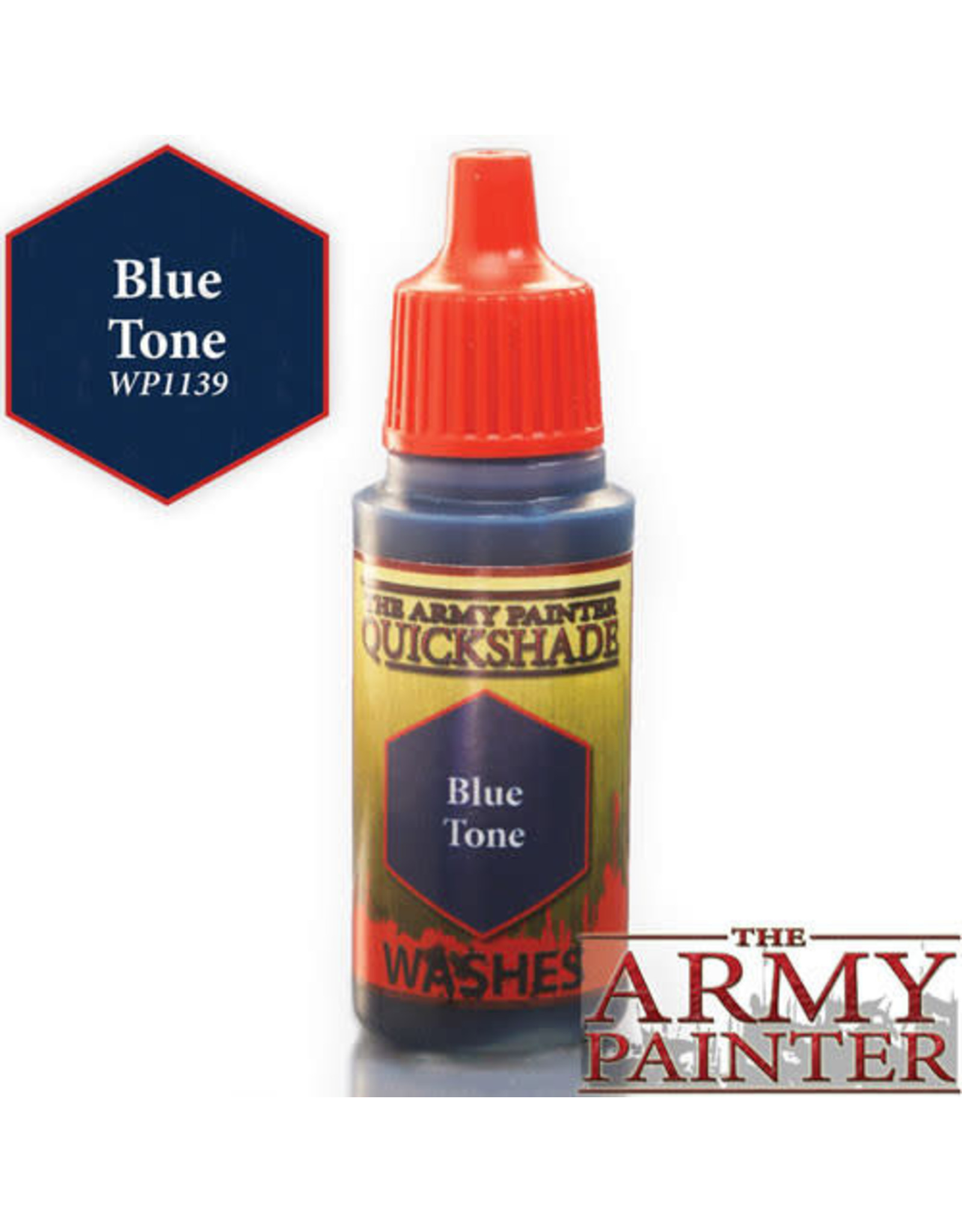 TAP Warpaints Quick Shade: Blue Tone Ink 18ml