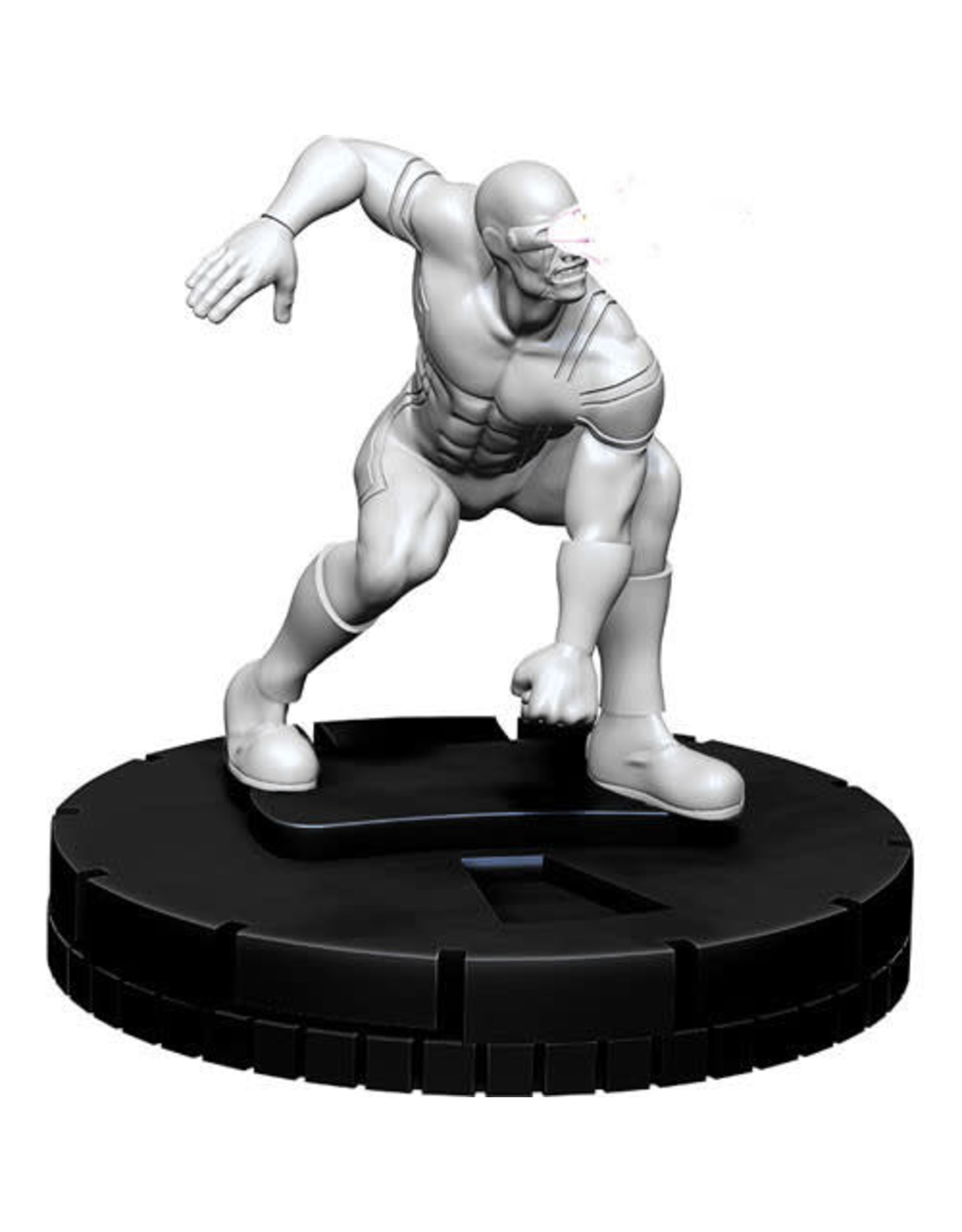 WizKids Marvel HeroClix: Deep Cuts Unpainted Miniatures - Cyclops