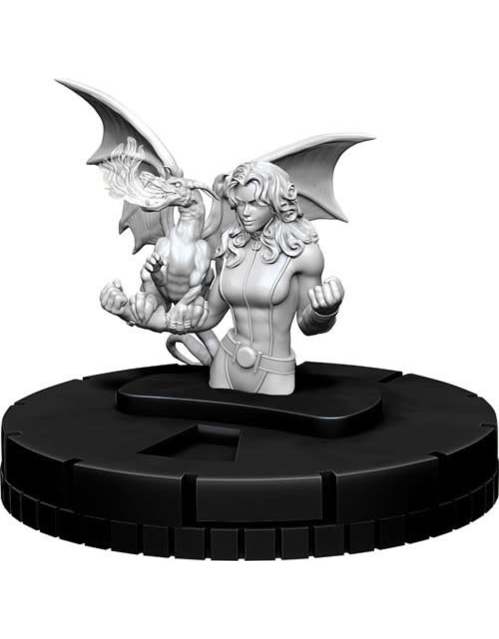 WizKids Marvel HeroClix: Deep Cuts Unpainted Miniatures - Kitty Pryde