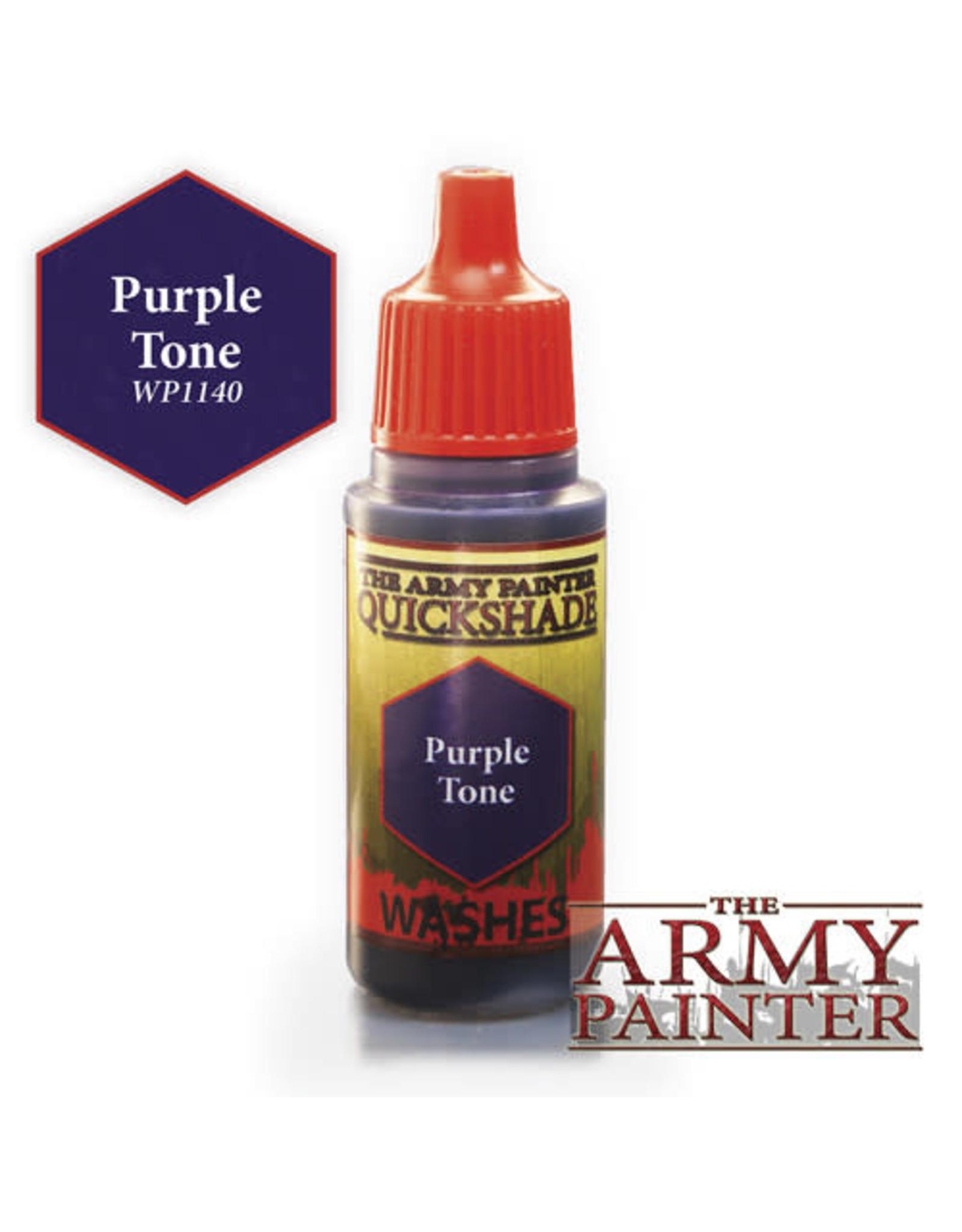 Warpaints Quick Shade: Purple Tone Ink 18ml