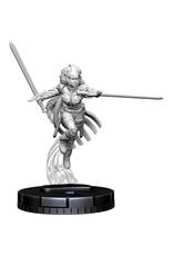 WizKids Marvel HeroClix: Deep Cuts Unpainted Miniatures - Warbird