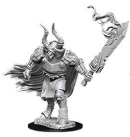 WizKids Pathfinder Deep Cuts Unpainted Miniatures: W12 Minotaur Labyrinth Guardian