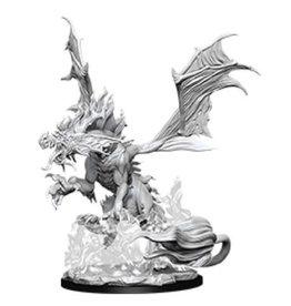 WizKids Pathfinder Deep Cuts Unpainted Miniatures: W12 Nightmare Dragon