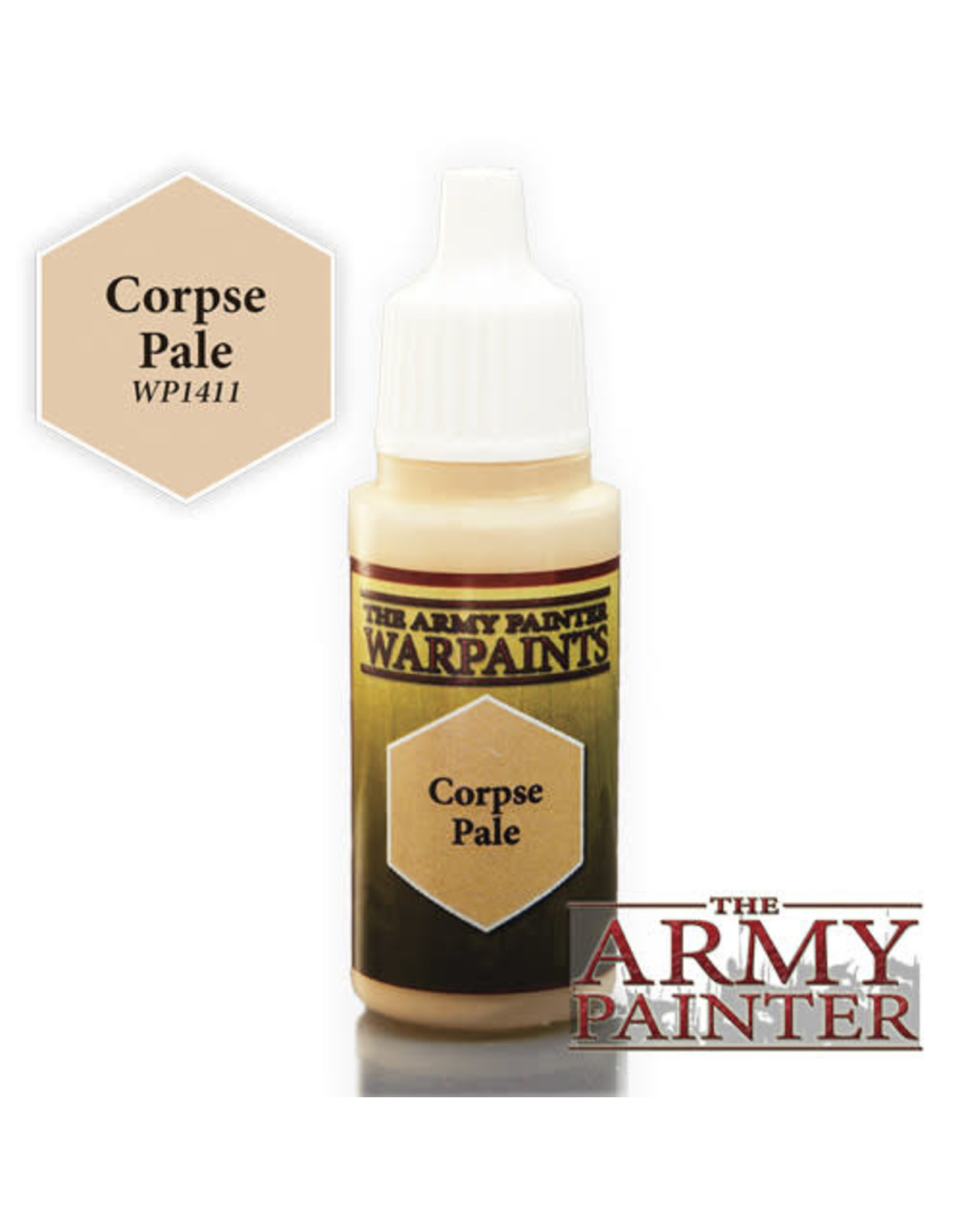 TAP Warpaints: Corpse Pale 18ml