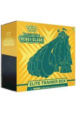 The Pokemon Company Pokemon TCG: Sword & Shield - Rebel Clash Elite Trainer Box