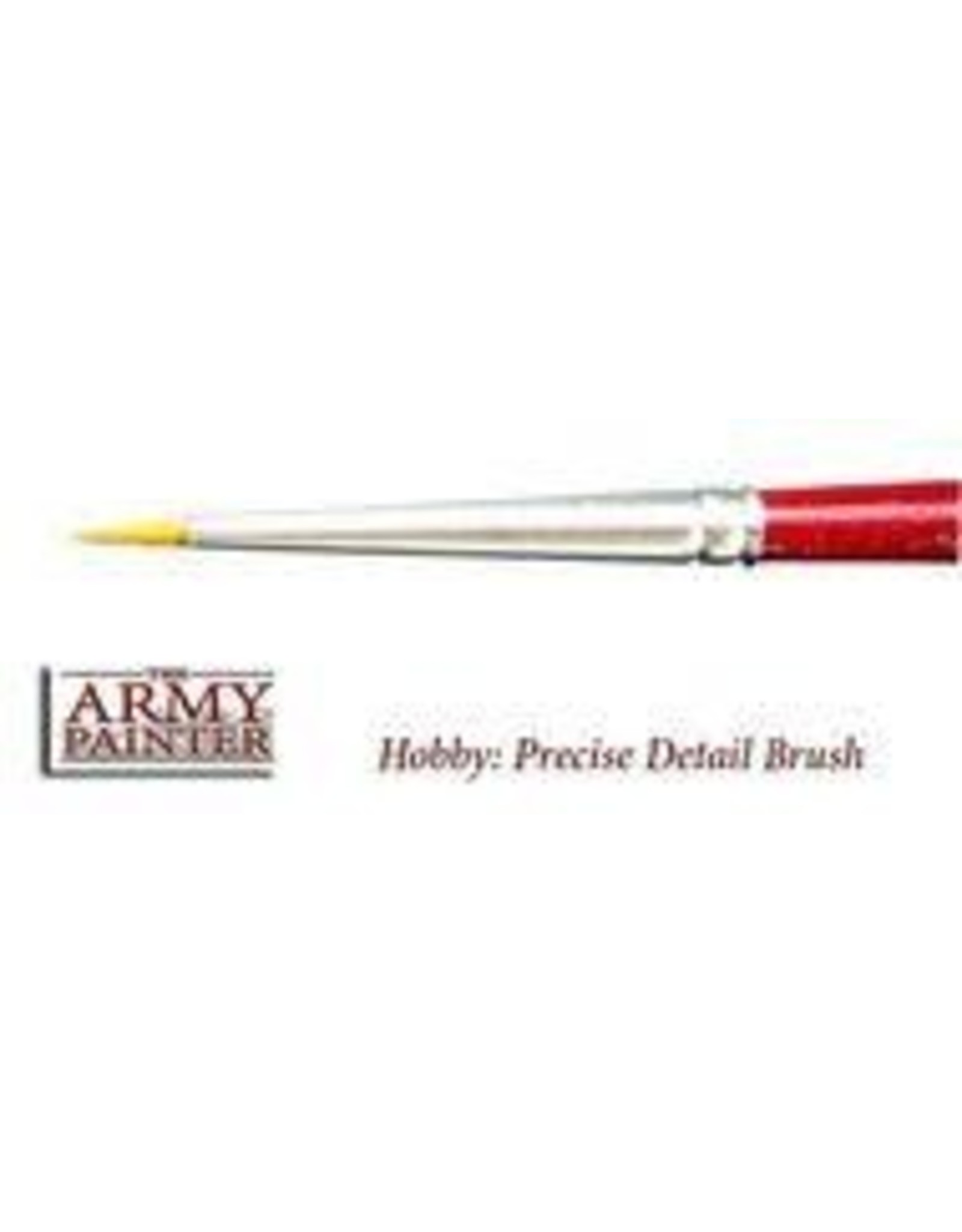 TAP Hobby Brush: Precise Detail