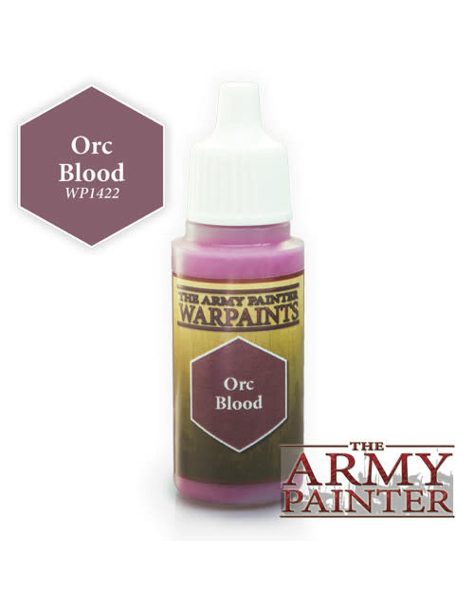 TAP Warpaints: Orc Blood 18ml