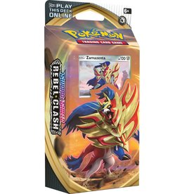 The Pokemon Company Pokemon TCG: Sword & Shield - Rebel Clash Theme Deck Zamazenta