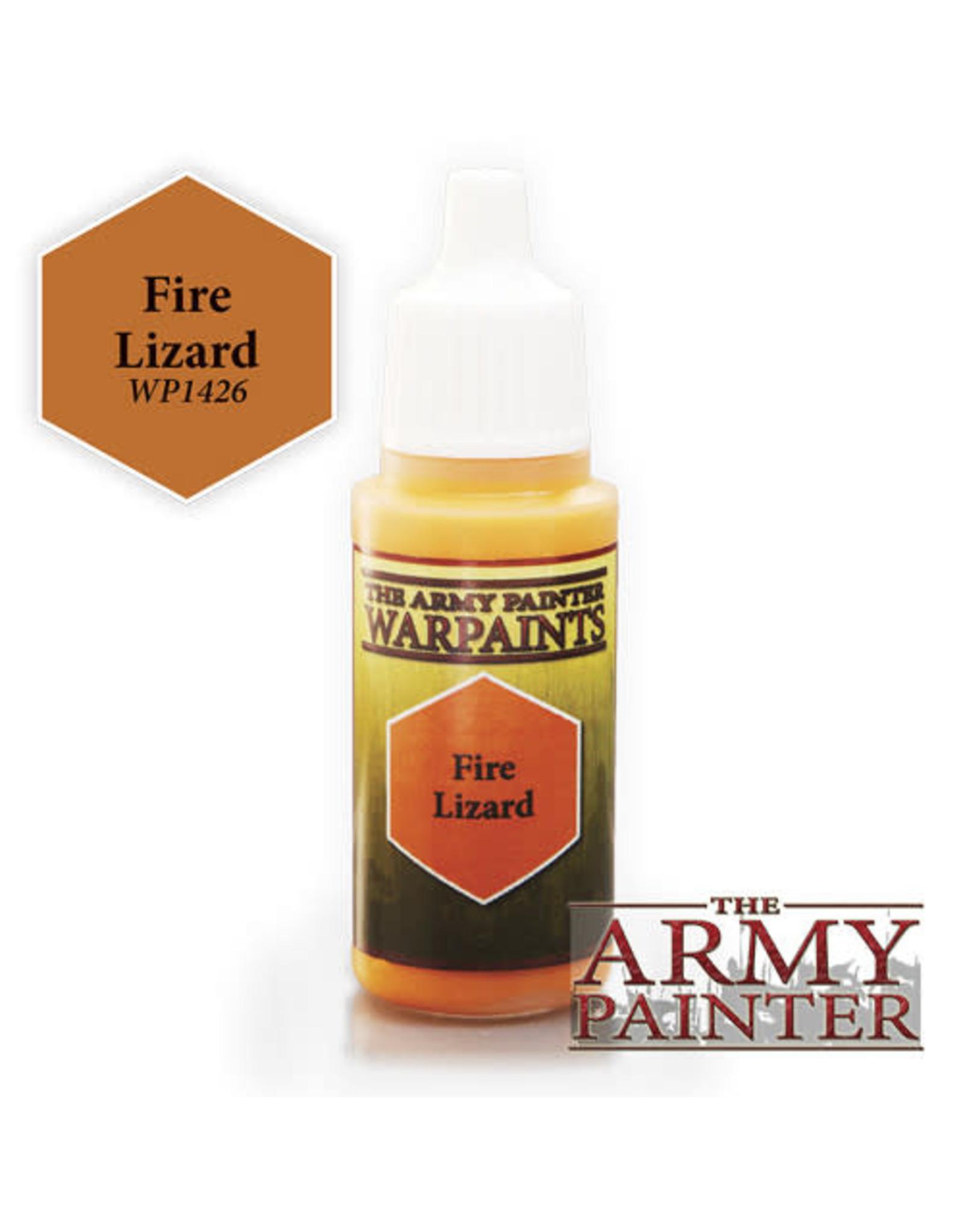TAP Warpaints: Fire Lizard 18ml