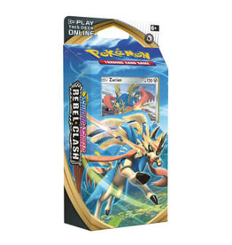 The Pokemon Company Pokemon TCG: Sword & Shield - Rebel Clash Theme Deck Zacian