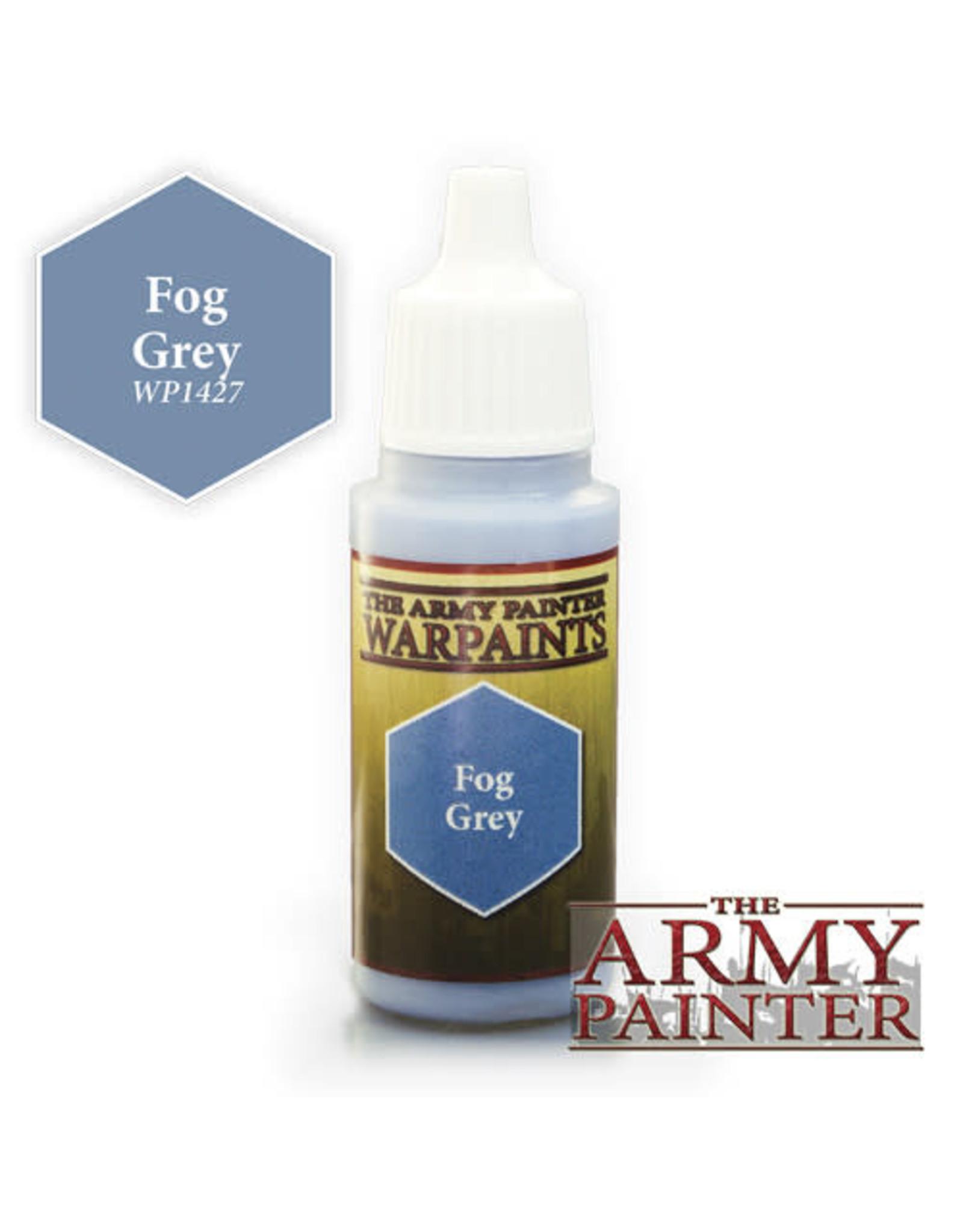 TAP Warpaints: Fog Grey 18ml