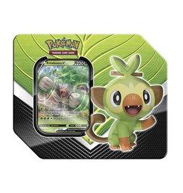 The Pokemon Company Pokémon TCG: Galar Partners Tin (Rillaboom V)